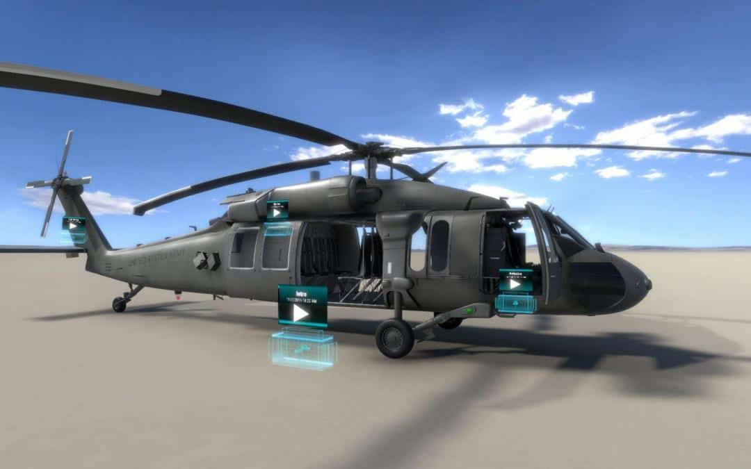 Blackhawk UH-60 VR Training Overview