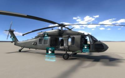 Blackhawk UH-60 VR Training Overview