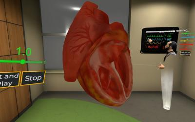 Electrophysiology of the Heart VR Medical Education, by Dr. Nick Slamon