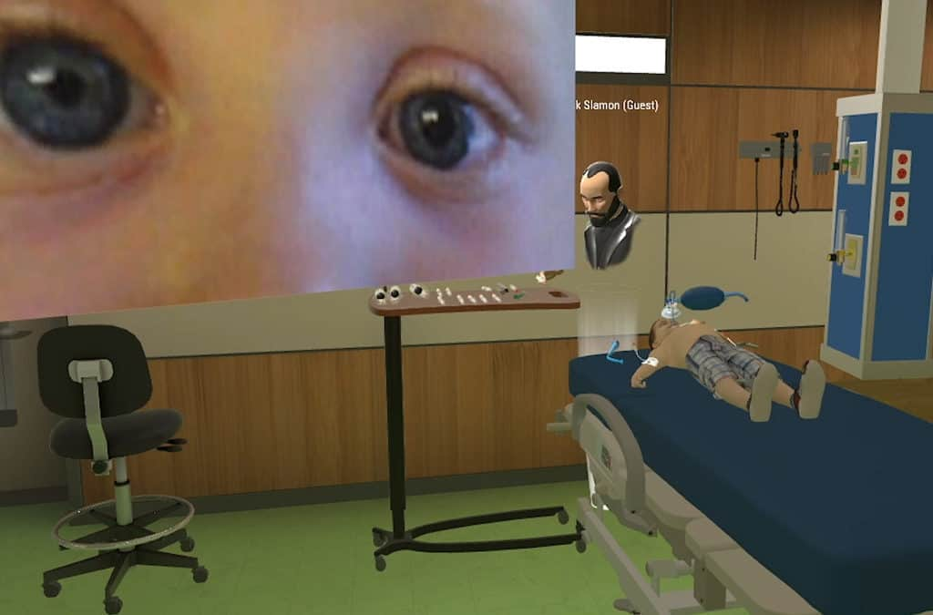 Virtual Medical Simulation: Altered Mental Status in Child with Intractable Vomiting