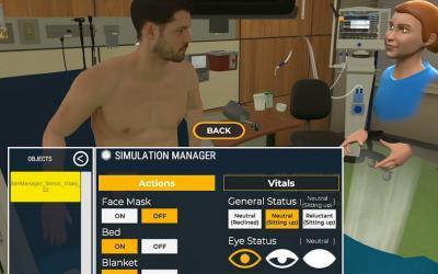 Virtual Simulation News from Acadicus