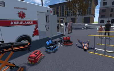 EMS Paramedic and Prehospital Assets