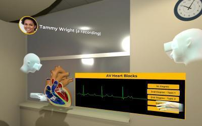 Heart Block Visualization